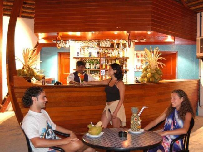 Adaaran Club Rannalhi - bar
