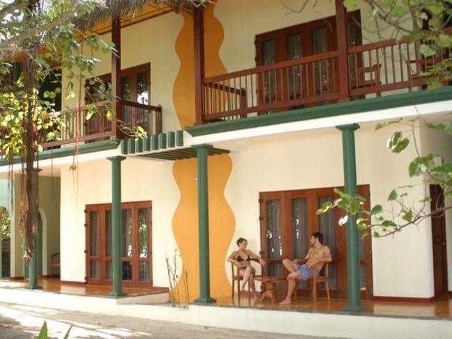 Adaaran Club Rannalhi - plážový domek