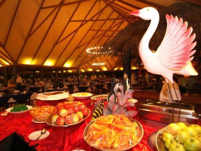 Adaaren Select Hudhuran Fushi - restaurace