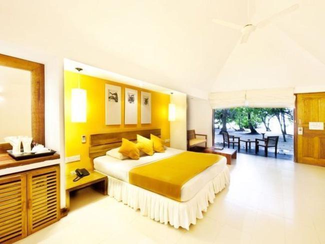 Adaaren Select Hudhuran Fushi - pokoj v plážové vile