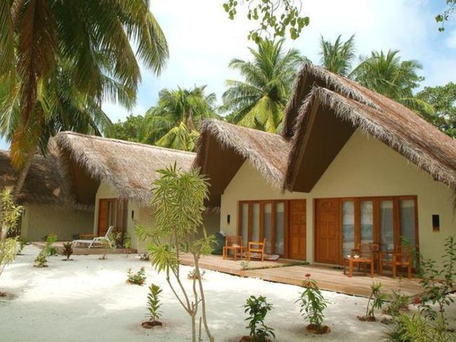 Adaaren Select Hudhuran Fushi - plážové vily