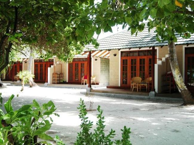 Adaaran Select Meedhupparu - plážové vily