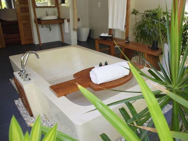 Anantara Dhigu - vila Anantara s bazénem