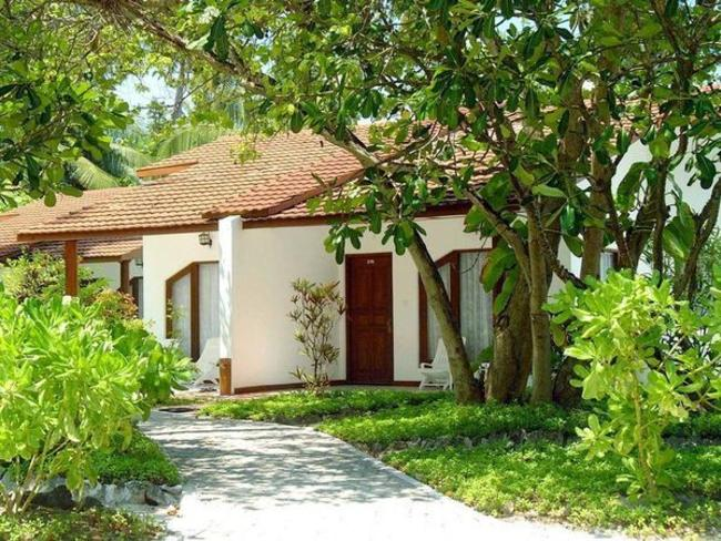 Bandos Island Resort & Spa - pokoje deluxe