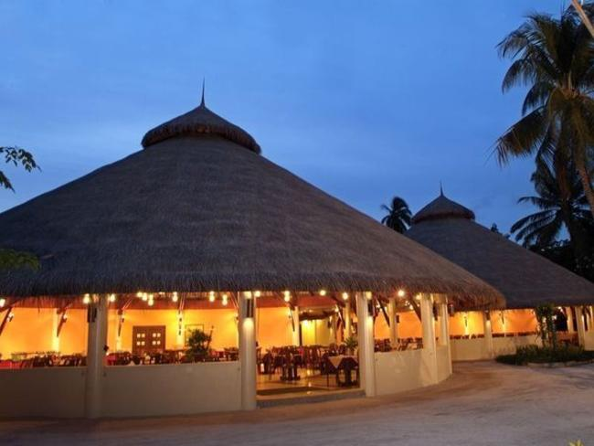Bandos Island Resort & Spa - restaurace