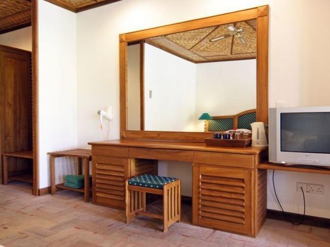 Bandos Island Resort & Spa - bungalov s pokojem standard