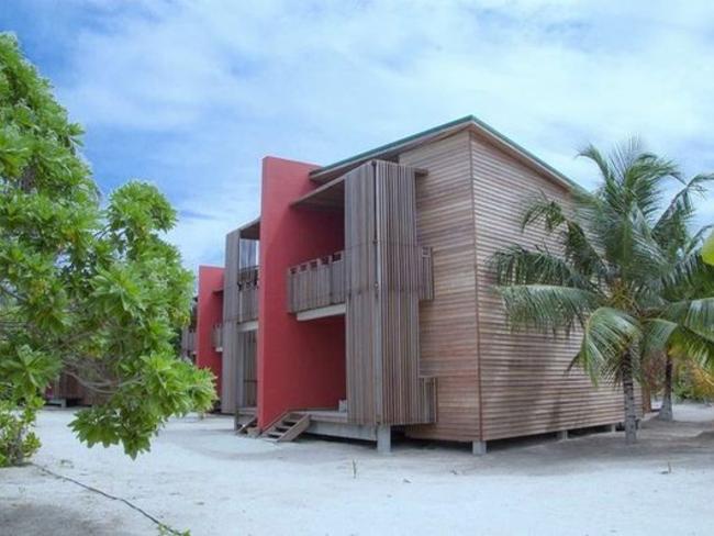 The Barefoot Eco Hotel - pokoje