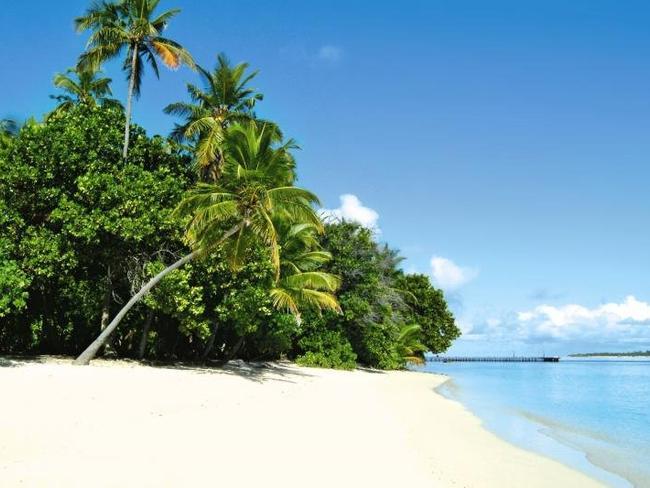 Biyadhoo island resort - pláž