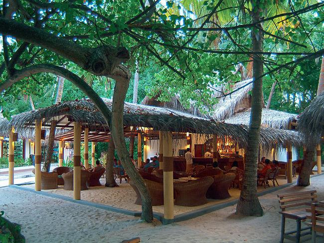 Biyadhoo island resort - bar