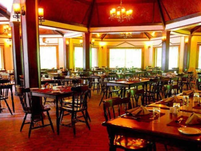 Biyadhoo island resort - restaurace