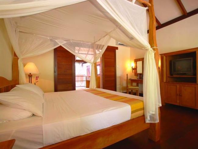 Filitheyo Island Resort - deluxe plážová vila