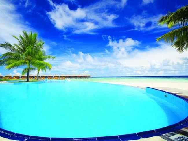 Filitheyo Island Resort - bazén