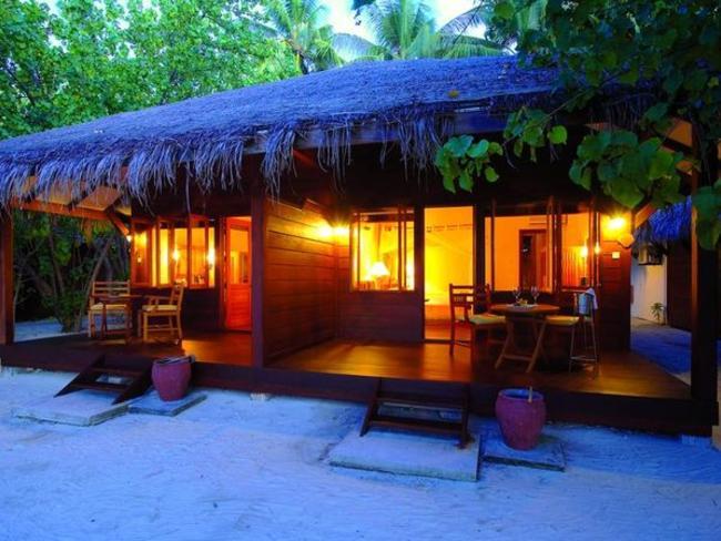 Filitheyo Island Resort - superior plážová vila