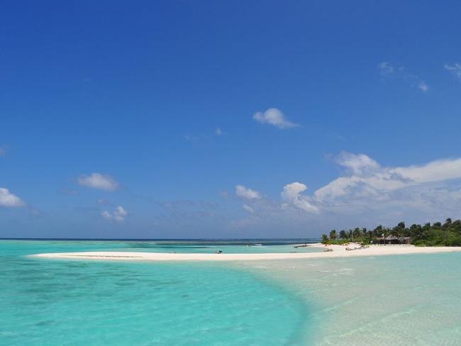 Fun Island resort - pláž
