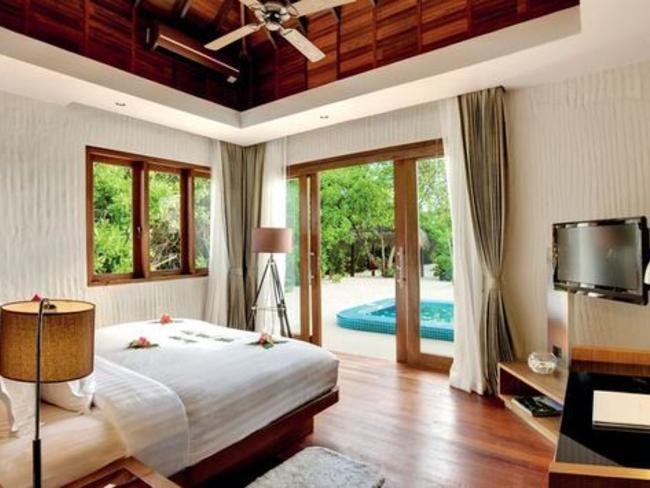Hideaway Beach Resort - plážová rezidence