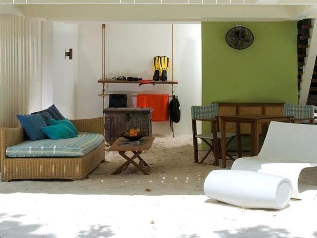 Holiday Inn Kandooma - plážový domek
