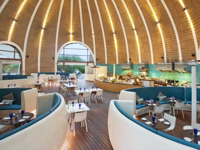 Holiday Inn Kandooma - restaurace