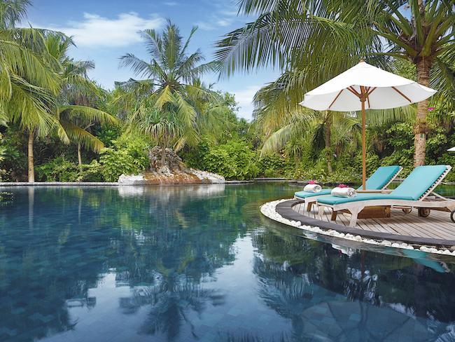 JA Manafaru - bazén