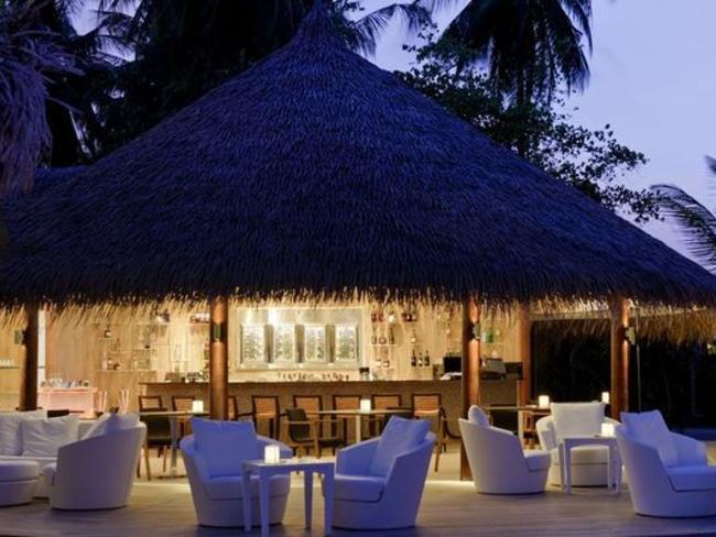 Kandolhu Island - Vilu bar