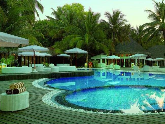Kihaad Maldives - bazén