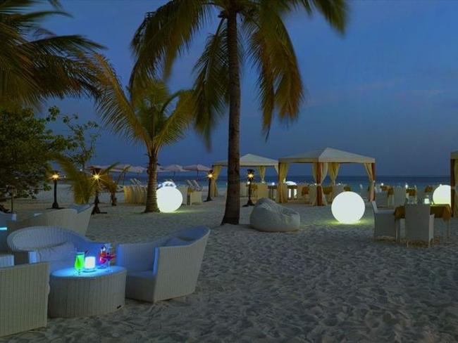 Kihaad Maldives - restaurace