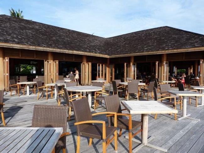 Kuredu Island Resort & Spa - Ó restaurace