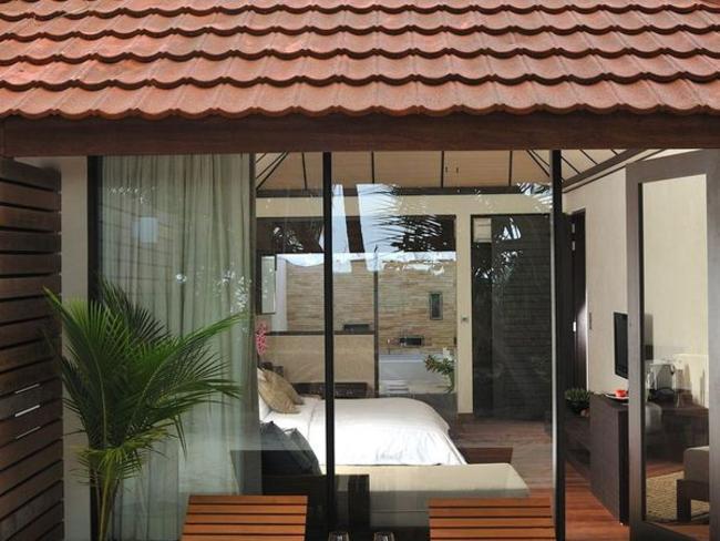 Lily Beach Resort & Spa - plážová villa
