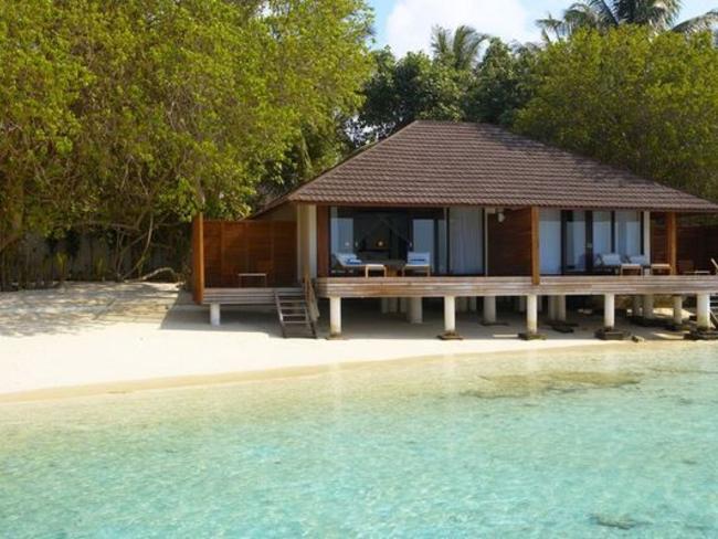 Lily Beach Resort & Spa - plážová villa Lagoon