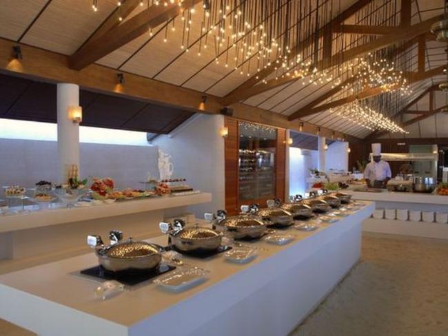 Lily Beach Resort & Spa - restaurace
