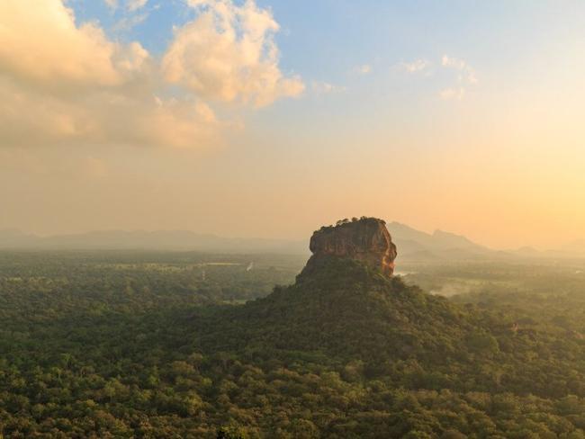 Srí Lanka - Sigiriya