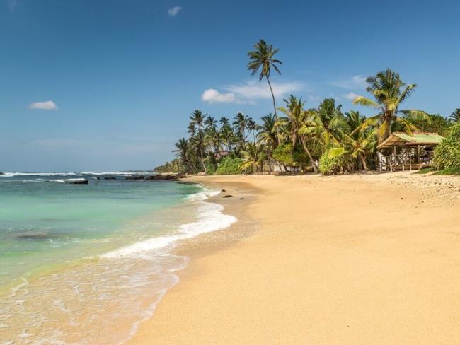 Srí Lanka - pláže jihu