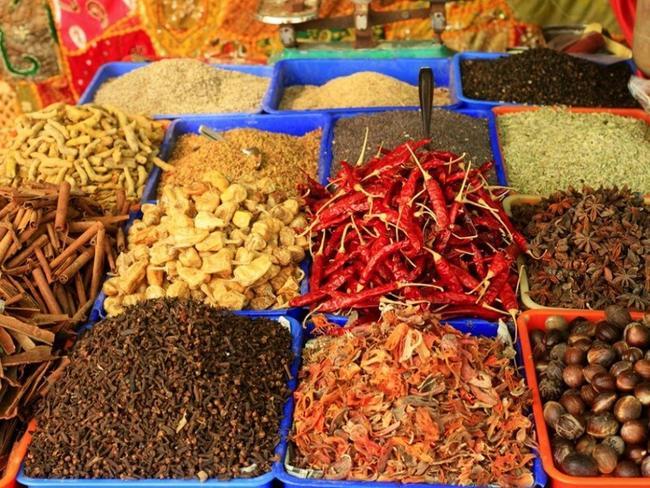 Srí Lanka - koření
