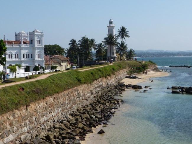 Srí Lanka - Galle Fort