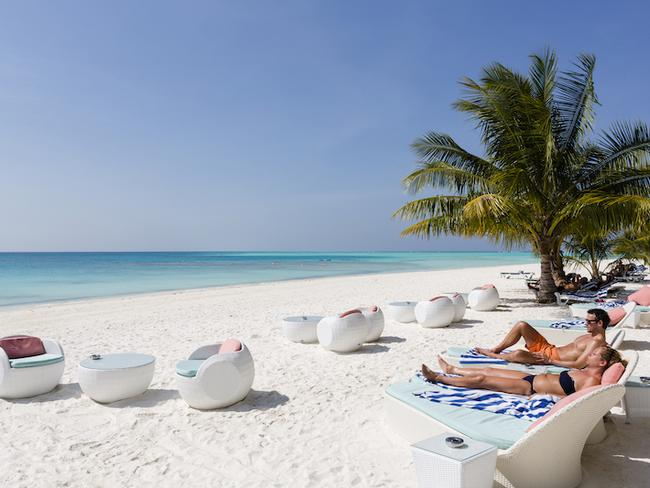 Meeru island resort - Dhoni bar