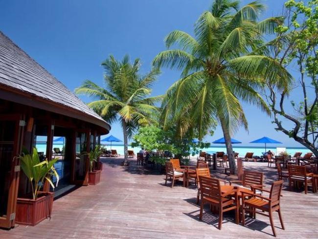 Olhuveli Beach Resor - Dhoni Bar