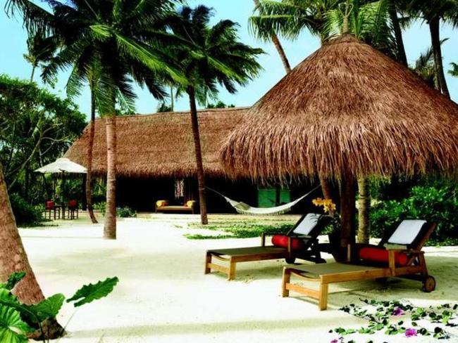 One and Only Reethi Rah - plážová vila