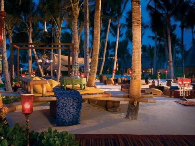 One and Only Reethi Rah - restaurace Fanditha