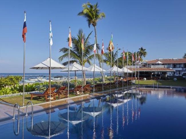 Coral Sands Hikkaduwa - bazén