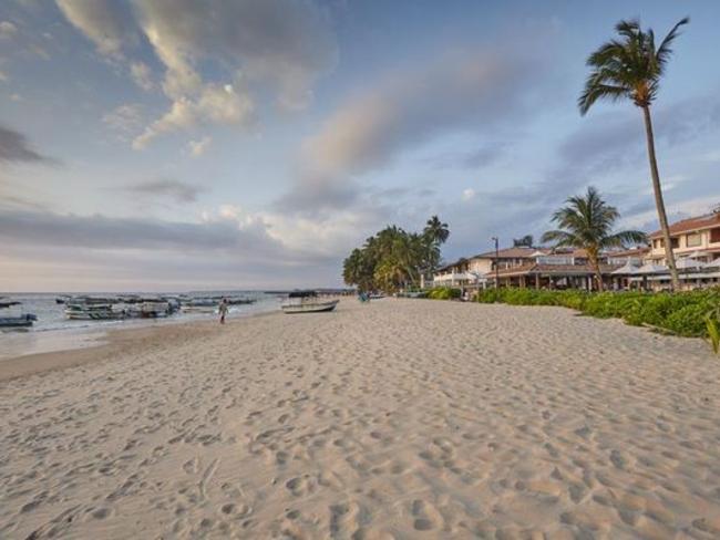 Coral Sands Hikkaduwa - pláž