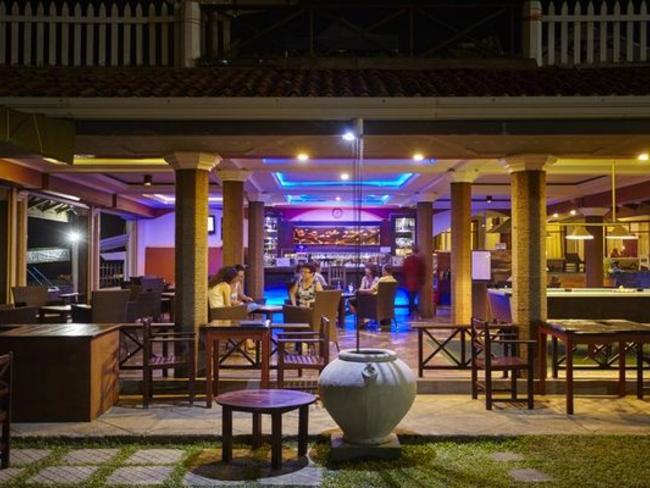 Coral Sands Hikkaduwa - bar