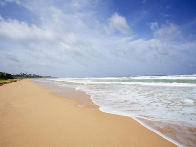 Centara Ceysands Bentota - pláž