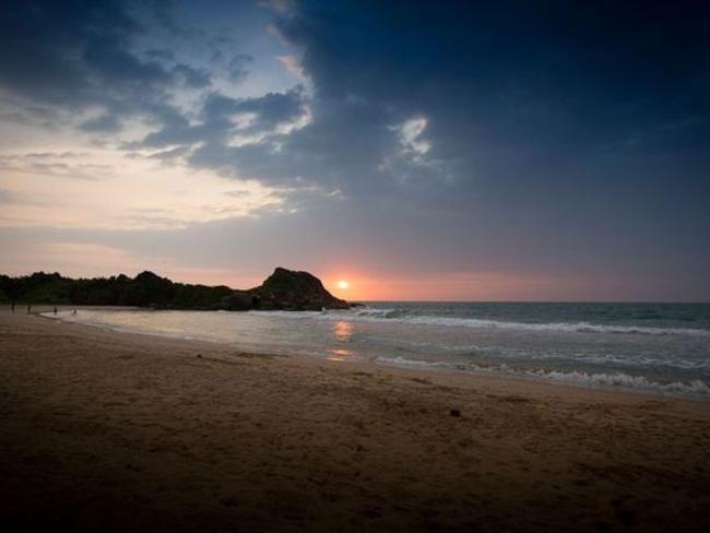 Shinagawa Beach Resort - pláž