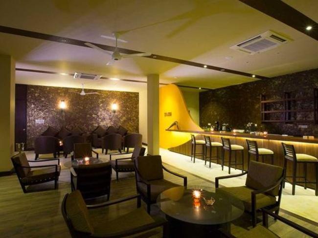 Shinagawa Beach Resort - restaurace