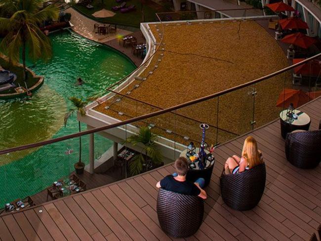 The Eden resort Beruwela