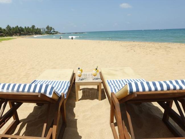 Pandanus Beach resort - Induruwa Srí Lanka