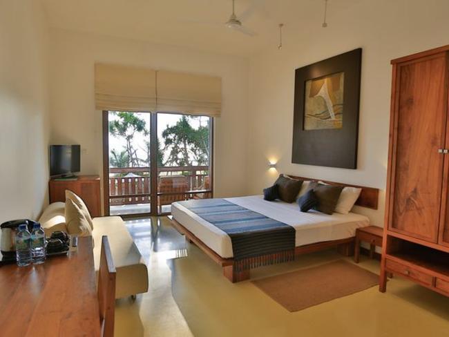 Pandanus Beach resort - pokoj superior