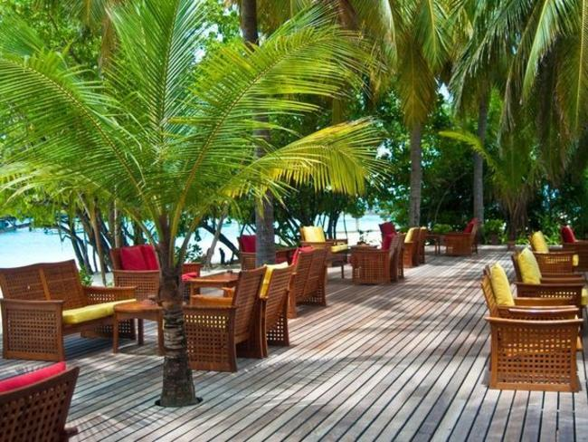Reethi Beach Resort - bar