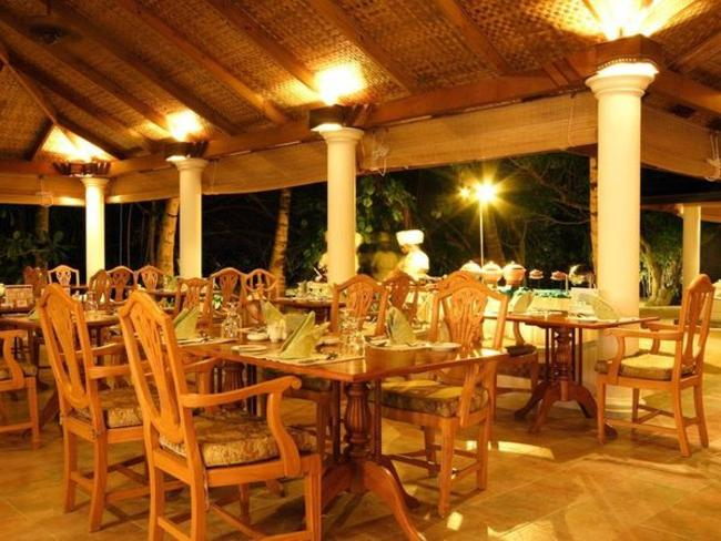 Sun Island Resort & Spa - restaurace