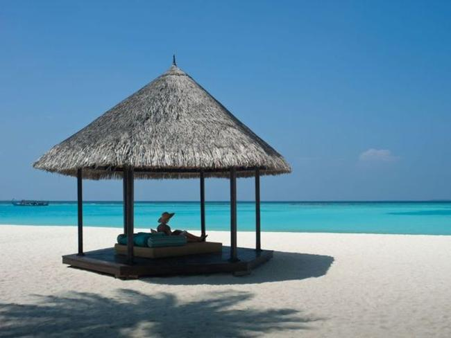 The Sun Siyam Iru Fushi - pláž