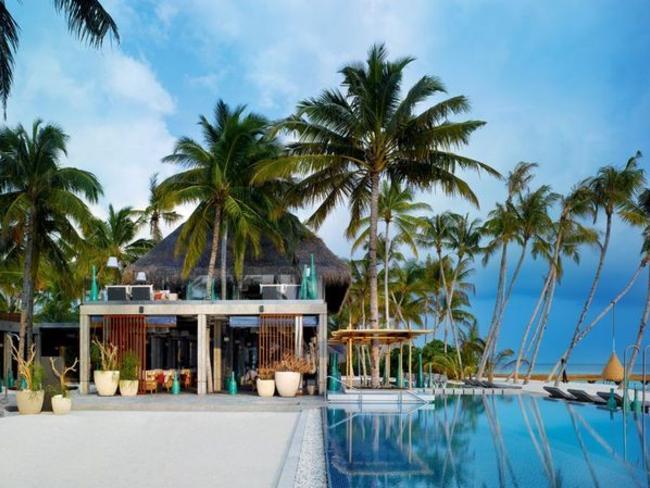 Velaa Private Island - plážová vila